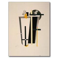 El Lissitzky, USSR, Soviet, CCCP