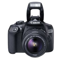 Canon EOS 1300D 19MP (18-55 II) Lens Kits Digital Camera @ 36 % Off With FREE ACCESSORY. Order Now!!!!