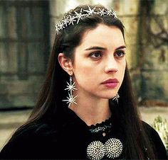 """Mary Stuart - """"Terror of the Faithful"""" Season Episode 8 (in R. Reign Mary, Mary Queen Of Scots, Queen Mary, Mary Stuart, Adelaide Kane, Reign Season, Season 2, Isabel Tudor, Reign Bash"""