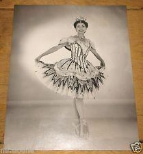 MARGOT FONTEYN VINTAGE ORIGINAL BARON STERLING NAHUM ORIGINAL BALLET PHOTO 1950s