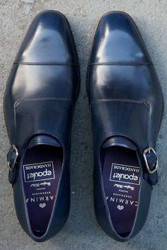 Blue Carmina's….F***ing Amazing!!! – The Shoe Snob Blog