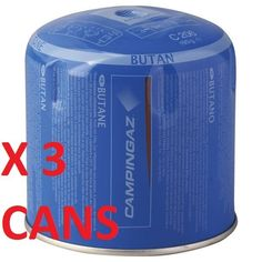 3x gas #refill cartridge 190g c206 fit campingaz #coleman camp gaz stove #lantern,  View more on the LINK: http://www.zeppy.io/product/gb/2/121442777057/