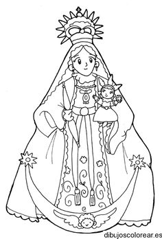 Catholic Crafts, All Saints Day, Little Flowers, Princess Zelda, Disney Princess, Our Lady, Embroidery Patterns, Coloring Pages, Disney Characters