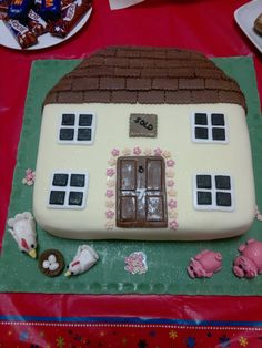 Idea For New House Cake Cake Pinterest House Cake Cake And