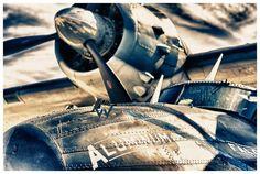 Aviation Photography PBY Catalina 'Aluminum by MattWickertPhoto, $19.99
