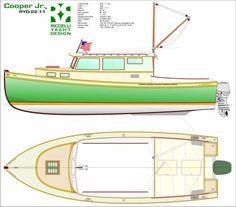 Sport Fishing Boat Plan