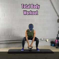 💥Total Body Workout💥I'm using a kettlebell, but do what's right for you.😅👍🏽 - - I'll be posting quick, effective total body workouts all week so we can stay on top of it till Christmas! Tag a friend to join you! Kettlebell Training, Crossfit Kettlebell, Kettlebell Workout Video, Kettlebell Challenge, Workout Challenge, Workout Videos, Workout Plans, Kettlebell Benefits, Circuit Training