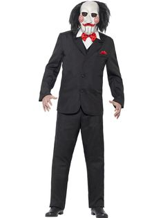 Horror Movie Costume Saw Costume with Mask M Killer Horror Costume Killer Doll Costume Thriller Movie Halloween Costume Monster Carnival Costume Halloween Costumes Men Creepy The offers shown he Halloween Costumes Scarecrow, Halloween Costume Contest, Halloween Fancy Dress, Halloween Outfits, Halloween Horror, Halloween 2019, Creepy Costumes, Adult Costumes