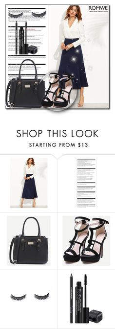 """Romwe XXVII-3"" by azra-90 ❤ liked on Polyvore featuring Arche and Rodial"