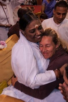 Amma  How To Hug A Saint
