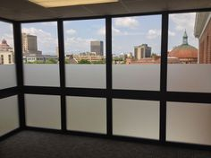 Give fully professional look to your commercial place by getting these frosted window films only from Sun Solutions. We provide all types of window treatments and shades in Fletcher and other areas. Call on 828-687-7882 or visit us today!
