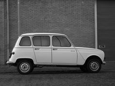 Renault 4 had one of these in 1978