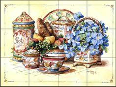 Antique China by Jerianne Van Dijk - Kitchen Backsplash / Bathroom wall Tile Mural Tile Mural Store-Kitchen,http://www.amazon.com/dp/B00A5TCNW4/ref=cm_sw_r_pi_dp_a87Tsb1FHGVCF3Y9