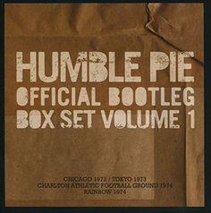 Official Bootleg Vol 1 Cherry Red Steve Marriott, Steve Winwood, Peter Frampton, Charlton Athletic, Humble Pie, Hippie Love, Lps, Cherry Red, Bohemian
