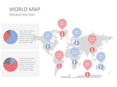 79 best map powerpoint slides images on pinterest powerpoint world map template presentationdesign publicspeaking powerpoint gumiabroncs Image collections