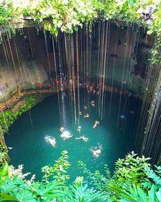 Un paraíso escondido en Mexico