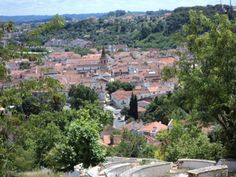 View of the City of Tomar