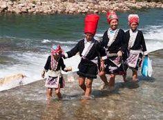 Red Dao ethnic minority in Sapa