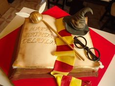 Harry Potter cake :)
