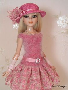 *evati* OOAK outfit for ELLOWYNE WILDE * AMBER * LIZETTE * Tonner *3*   Dolls & Bears, Dolls, By Brand, Company, Character   eBay!