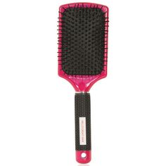 Sleep In Rollers Paddle Brush ($8.74) ❤ liked on Polyvore featuring beauty products, haircare, hair styling tools, brushes & combs, hair, beauty, accessories, makeup, fillers and paddle brush