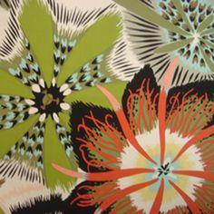 Missoni Alice fabric #59. via Safari Living