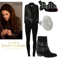 Bella Cullen Style