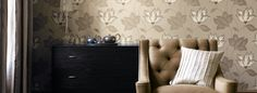 Ione Collection - Sanderson Wallpapers, Dubai & Abu Dhabi - Avenue Interiors