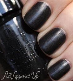 OPI 4 In The Morning Gwen Stefani satin OPI Gwen Stefani Nail Polish Collection   Swatches & Review