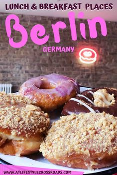 A Foodies Guide to the Best Lunch & Breakfast Places in Berlin - At Lifestyle . - A Foodies Guide to the Best Lunch & Breakfast Places in Berlin – At Lifestyle … – Travel Idea - Berlin Food, Berlin Berlin, Berlin Germany, Germany Europe, Berlin Travel, Travel Europe, Germany Travel, Vacation Travel, Vacation Ideas