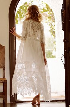 Spell and the Gypsy Collective - boho wedding dress