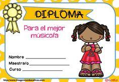 Diplomas FIN DE CURSO para premiar actitud y las capacidades (16)