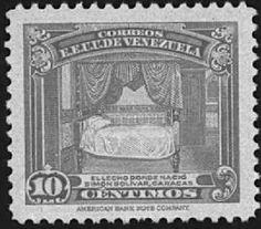 » Una curiosidad: La cama de Bolívar | ASOFILCA