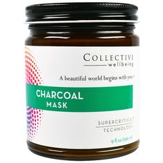 Life Flo Health, Charcoal Mask