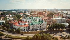 Vyborg - August 2014