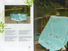 Σχέδια για πετσέτες