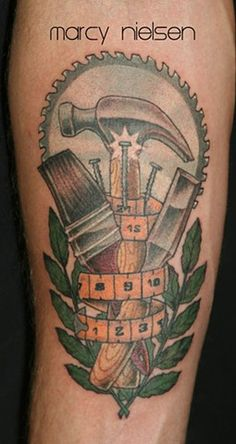 carpenter tattoo designs - Google Search