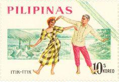 Philippines - Itik-Itik dance