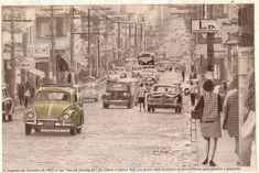 Sao Paulo in the 40s, 50s & 60s.: Rua Augusta & Avenida Santo Amaro