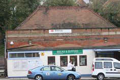 Billericay Old Station entrance