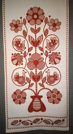 Ukraine Applique Patterns, Applique Quilts, Applique Designs, French Knots, Punch Needle, Fabric Art, Ukraine, Needlework, Folk