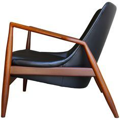 """""""Seal"""" Chair by Ib Kofod Larsen 