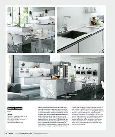 La publicación de Diseño, Arquitectura e Interiorismo On Diseño publica una noticia sobre la Cocina Compact de Antalia. #muebles #cocina #diseño #kitchen #design #LivingKitchen #cocinasConCorazón