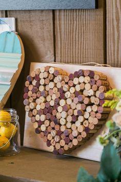 wedding decor idea; photo: Maria Schwaller