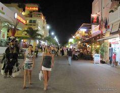 Quinta Avenida, Playa del Carmen