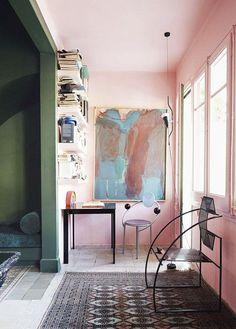 Home Decoration Inspiration Code: 1546678634 Interior Exterior, Home Interior, Interior Architecture, Interior Decorating, Studio Interior, Style At Home, Decoration Inspiration, Interior Inspiration, Decor Ideas
