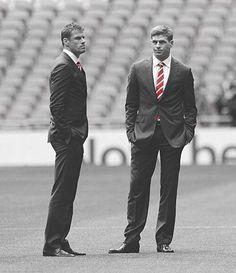 Carra & Stevie G - #Liverpool FC #Quiz - #The Reds