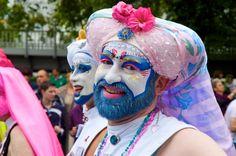 Best Gay Pride in Europe - Gay Pride in Berlin. Copyright Patrick Devries. More on http://www.europeanbestdestinations.com/top/best-gay-pride-in-europe  #Gay #Lesbian #Travel #Europe #Berlin