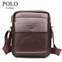 f0484838c111 MIOHS Men Designer Mens Bag Fashion Brand PU Leather Bags Briefcase  Business Crossbody Shoulder Bag