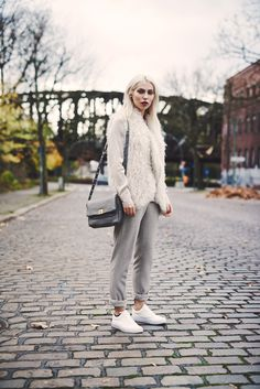find more details on my blog | via Masha Sedgwick, fashion blogger from Berlin | street style | labels: SLY 010, Seductive, Vans, Sonia Rykiel | winter style